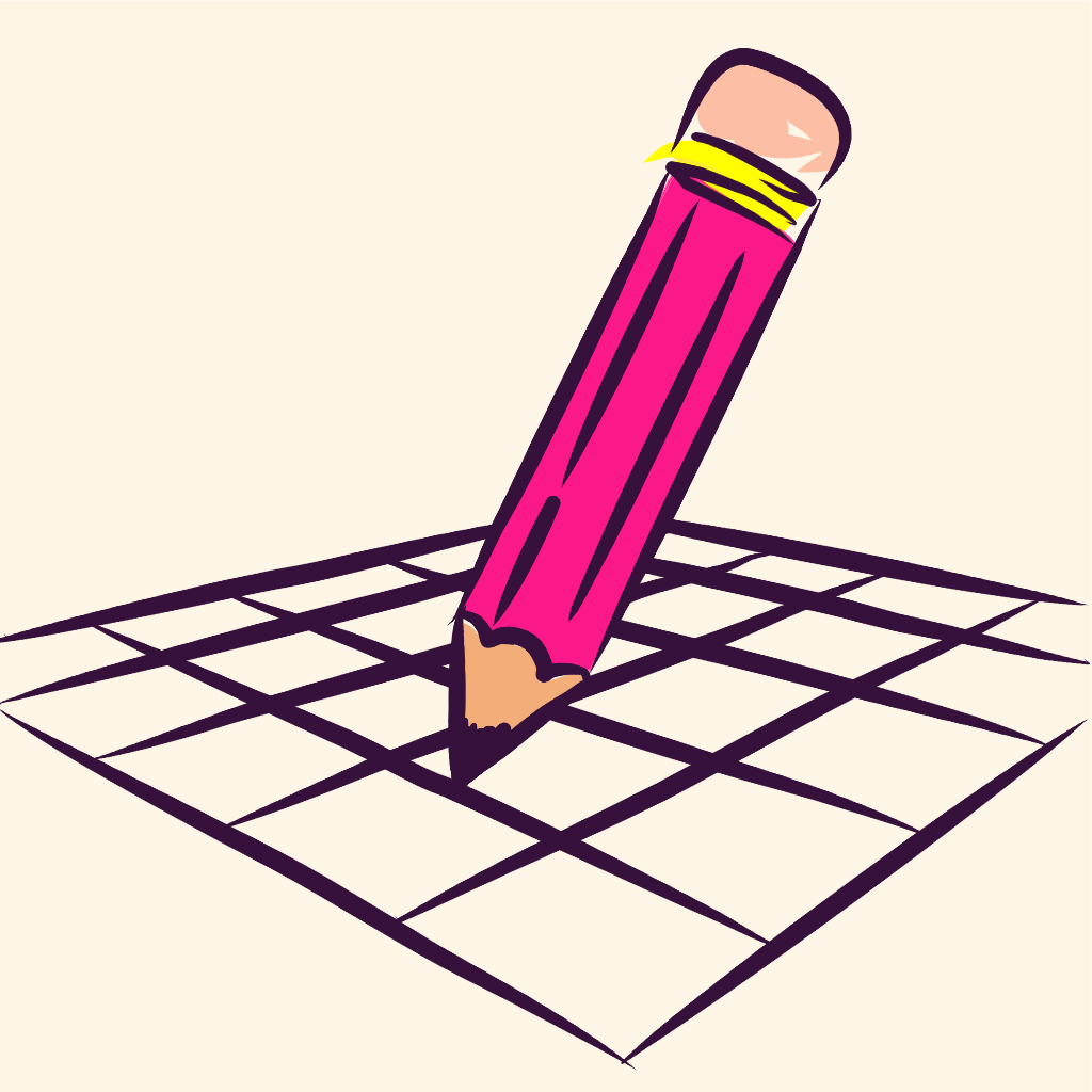 Sketch Grid App – A Grid Drawing App for iPhone and iPad